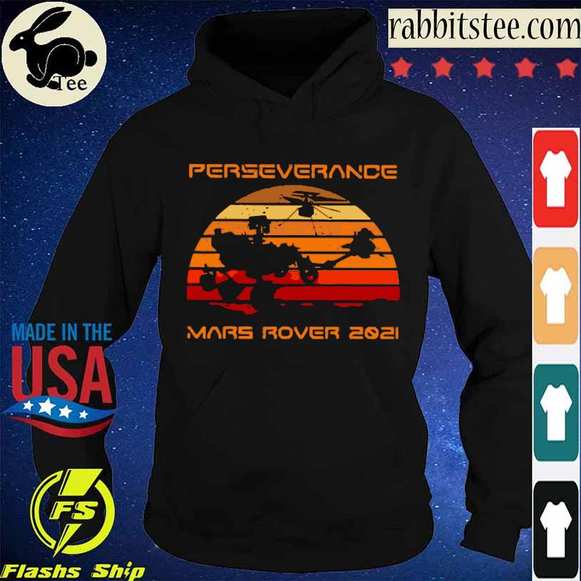 Perseverance Mars Rover 2020 Sunset Shirt Hoodie