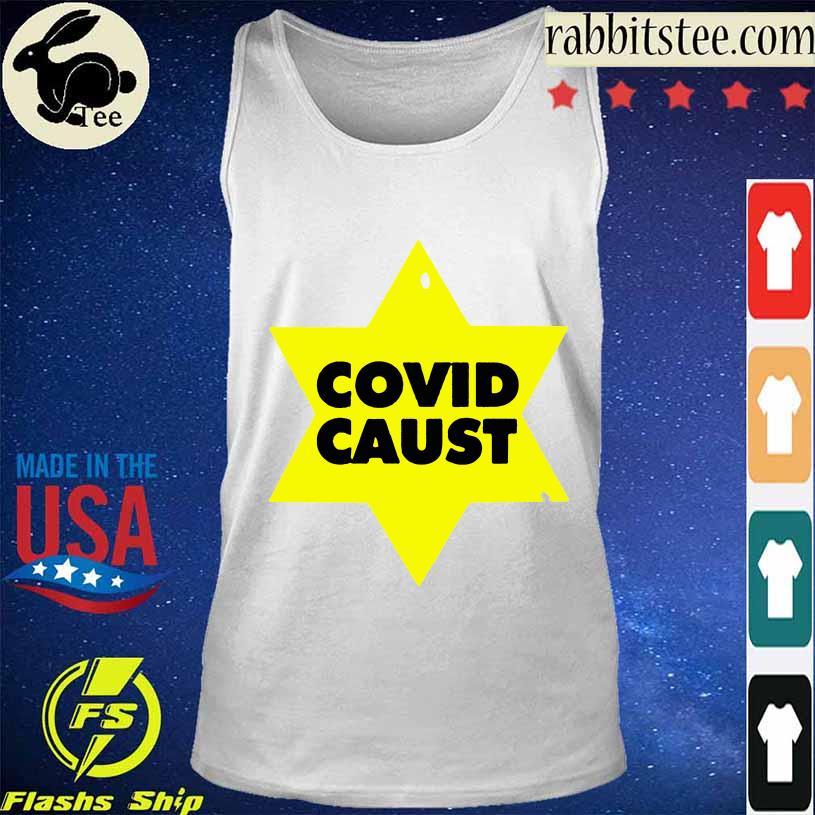 Covid Caust Shirt Tanktop
