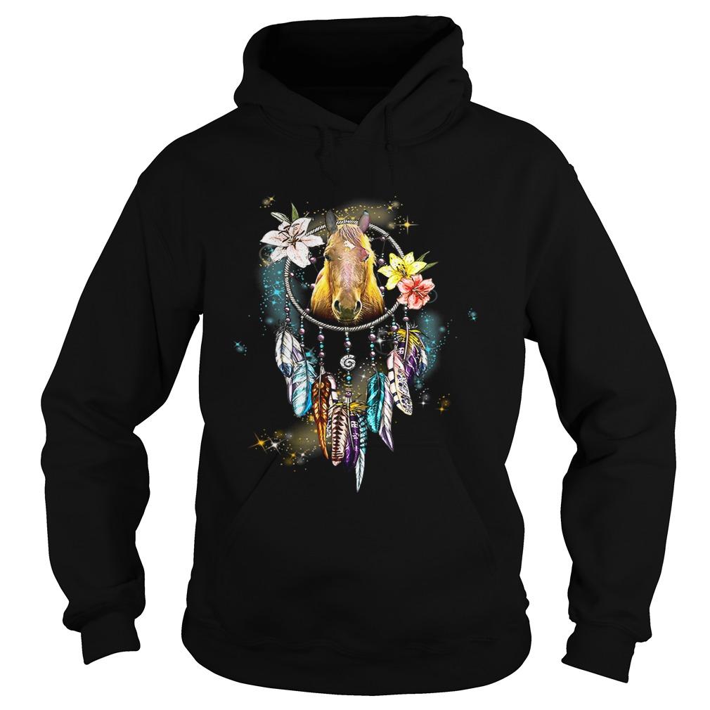 Horse dreamcatcher Hoodie shirt