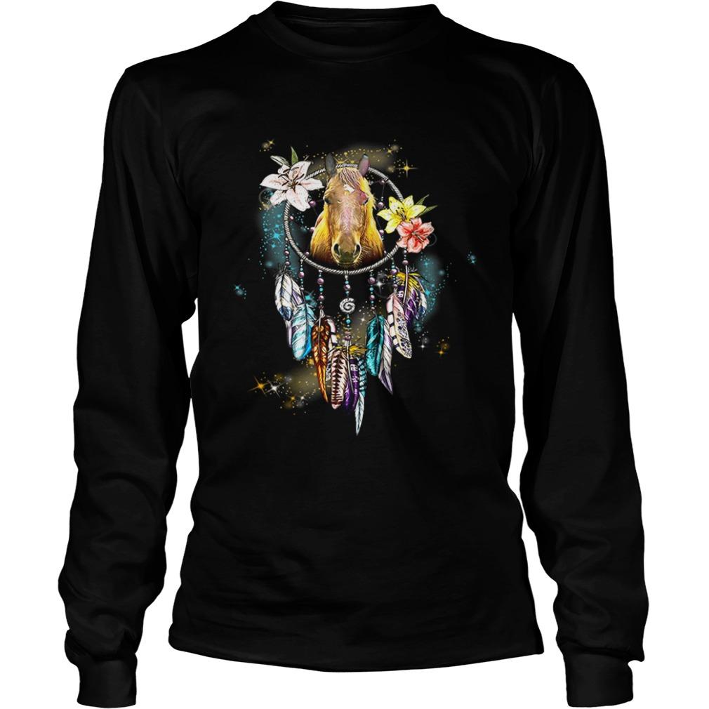 Horse dreamcatcher Longsleeve shirt