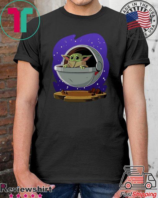 Baby Yoda ART Baby Yoda Shirt Xmas 2020