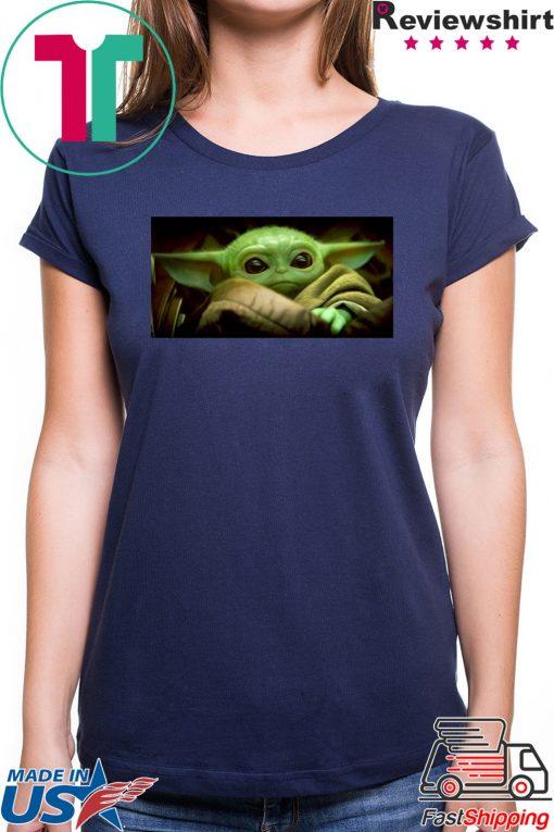 Baby Yoda Shirt, Yoda shirt, cute baby Yoda Shirt Christmas 2020