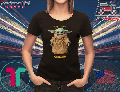 Baby Yoda The Mandalorian The Child Shirt Xmas 2020