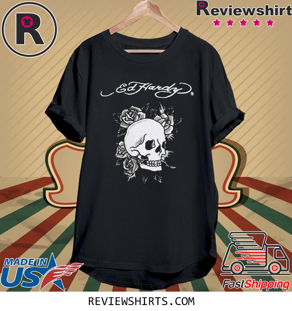 Ed Hardy Skull Shirt