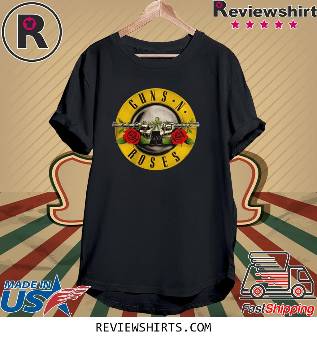 Guns N Roses Black Shirt