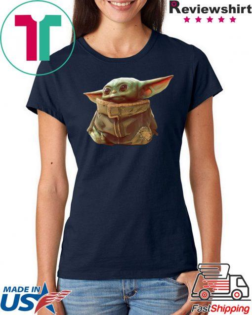 The Mandalorian Baby Yoda shirt Christmas 2020