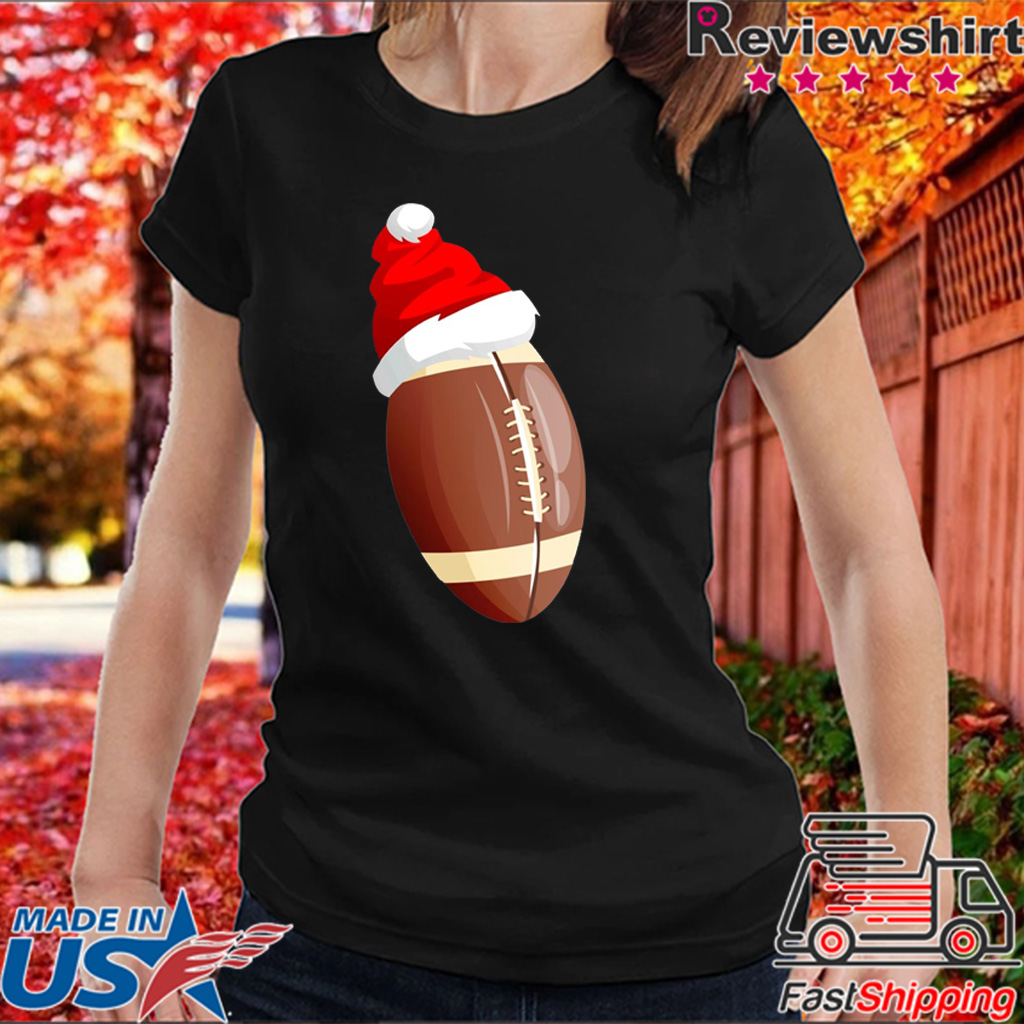 Basketball Santa Ugly Christmas Shirt