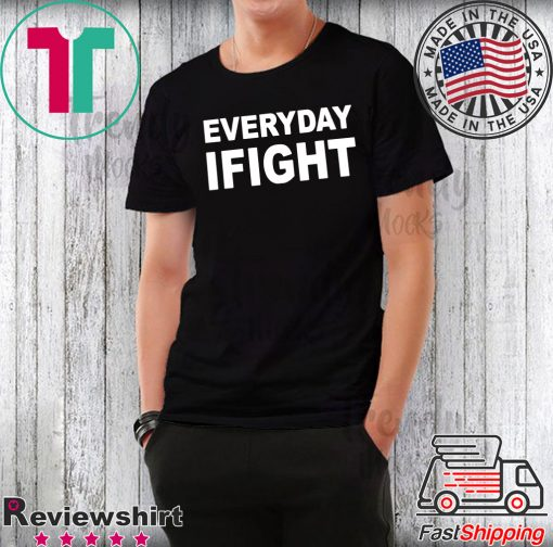 Espn Stuart Scott Everyday I Fight T-Shirt
