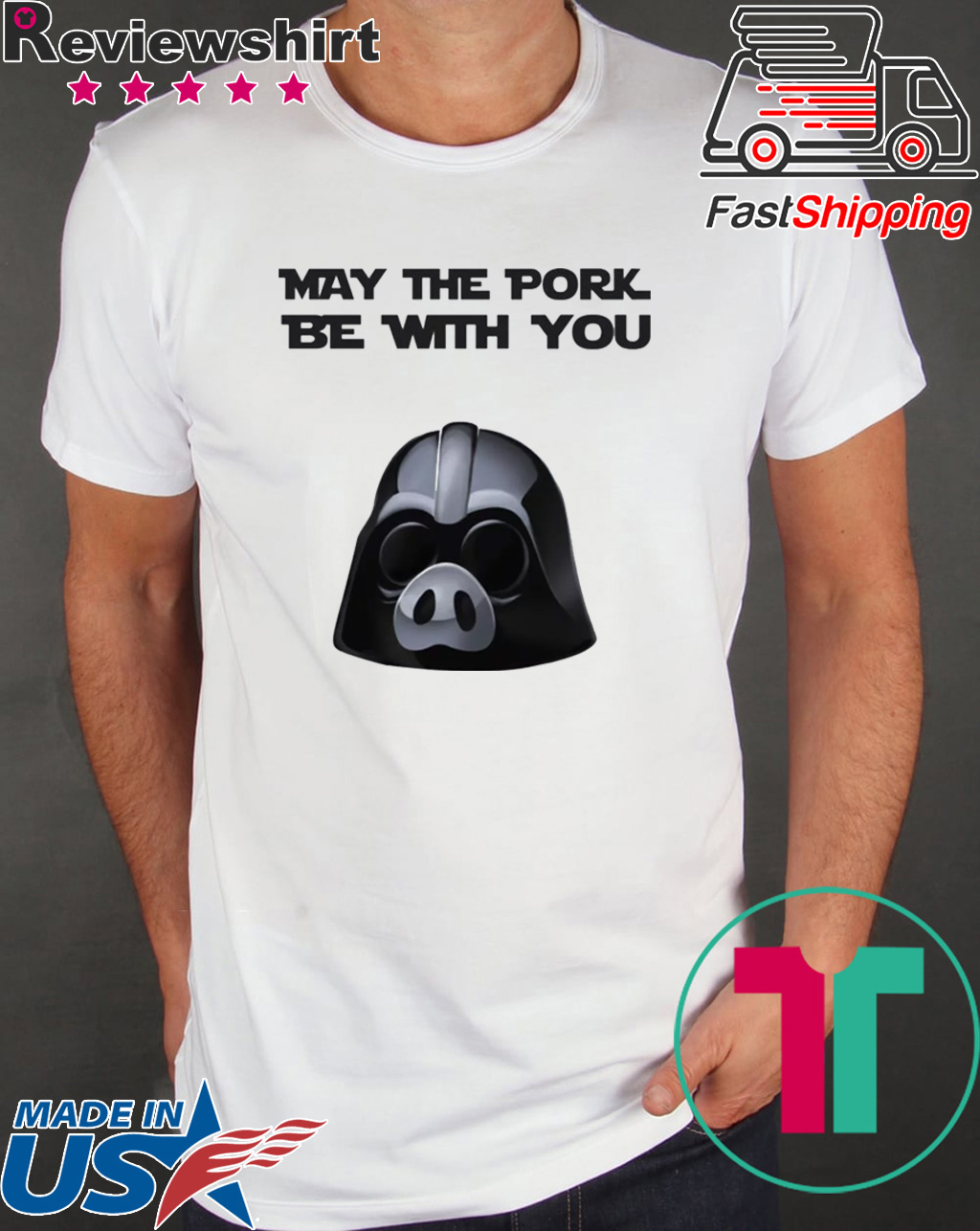 May the pork be with you shirt