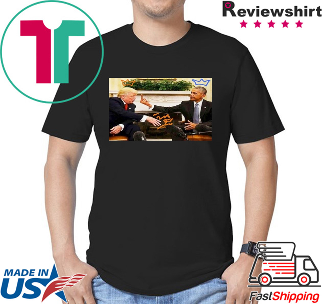 Obama Fuck Trump T-Shirt