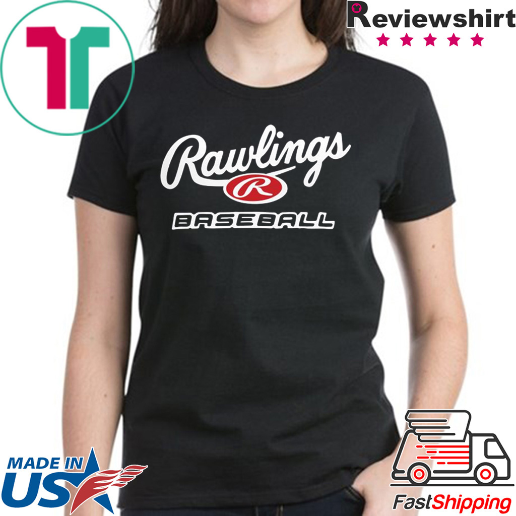 Rawlings Baseball Shirt