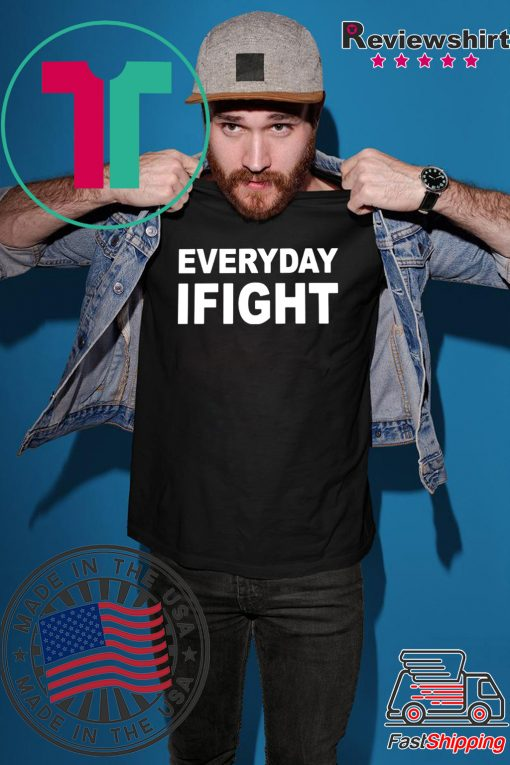 Stuart Scott Everyday I Fight T-Shirt