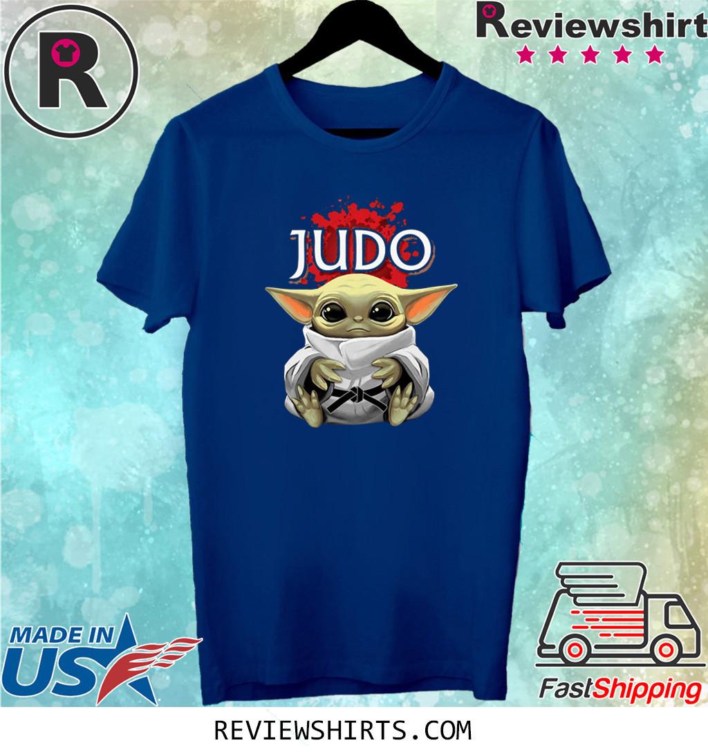 Baby Yoda Judo Shirt