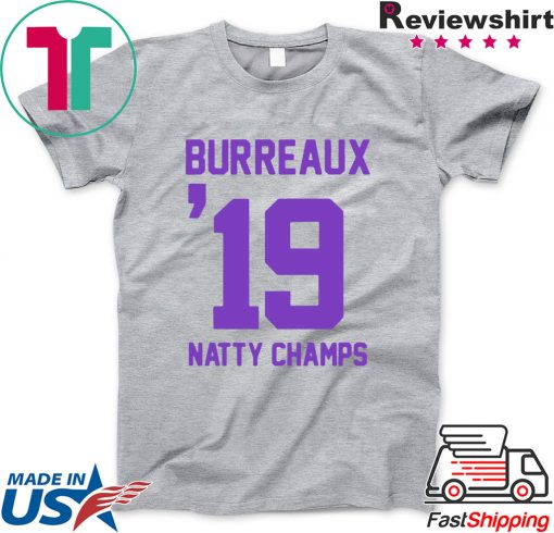 Burreaux Champs Tee Shirt