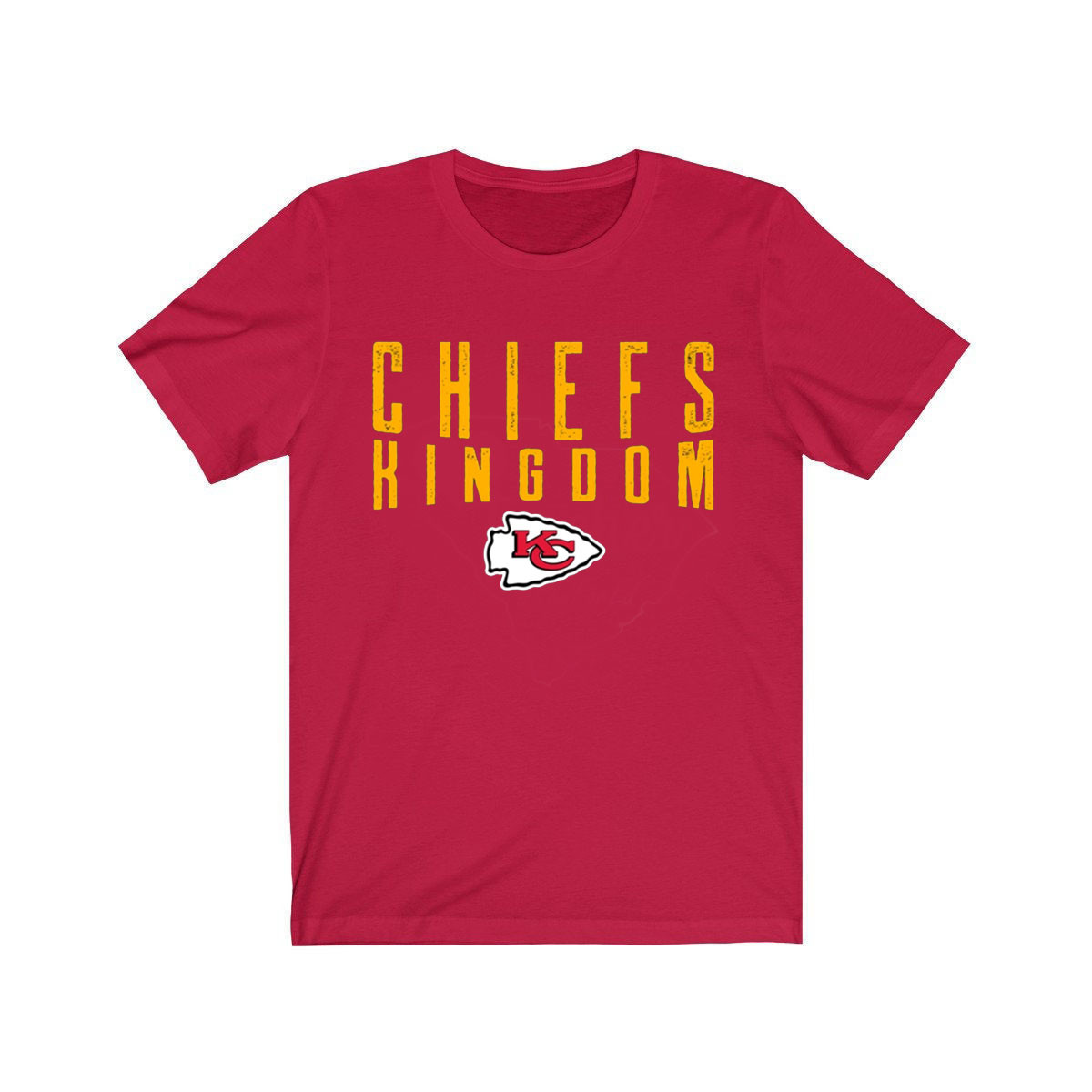 Chiefs Kingdom Super Bowl LIV Shirt