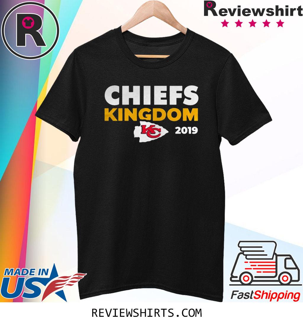 Kansas City Chiefs Kingdom KC 2020 Shirt