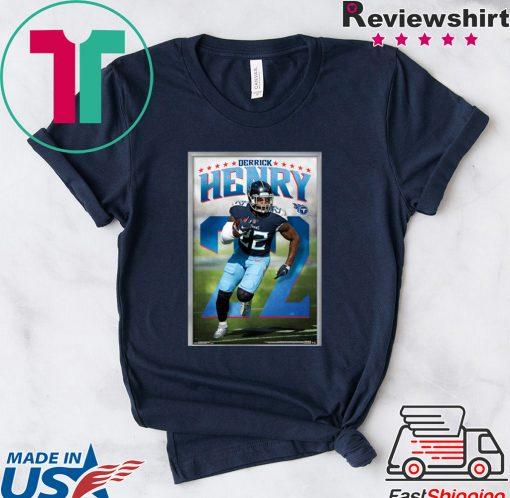 NFL Tennessee Titans Derrick Henry 22 Shirt