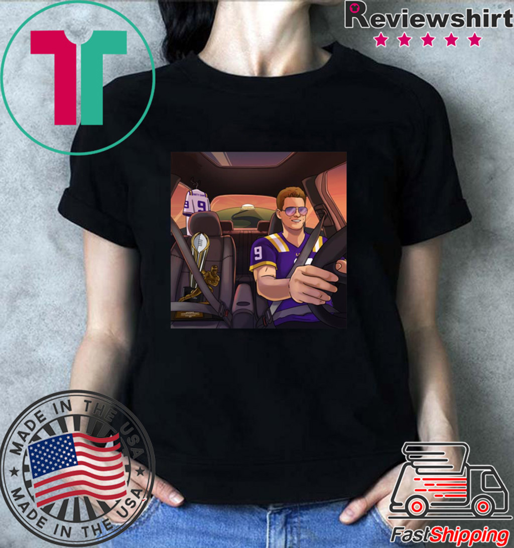RT Joe Burrow Became A Legend This Season T-Shirt