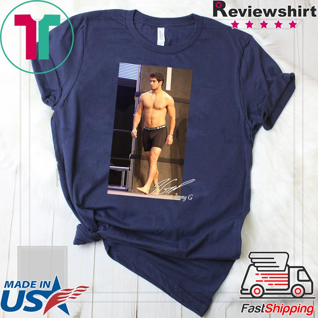 San Francisco George Kittle Jimmy G T-Shirt