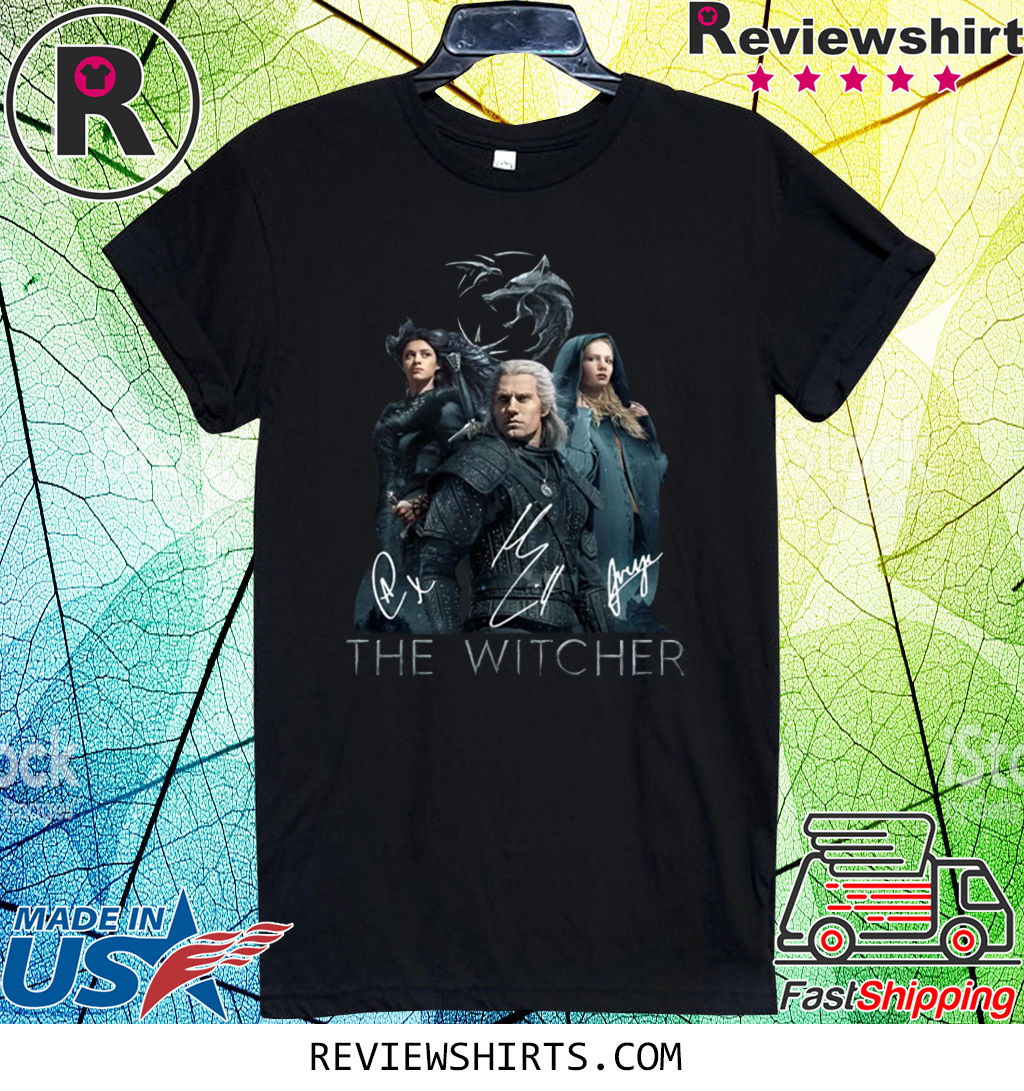 The Witcher Signature Shirt