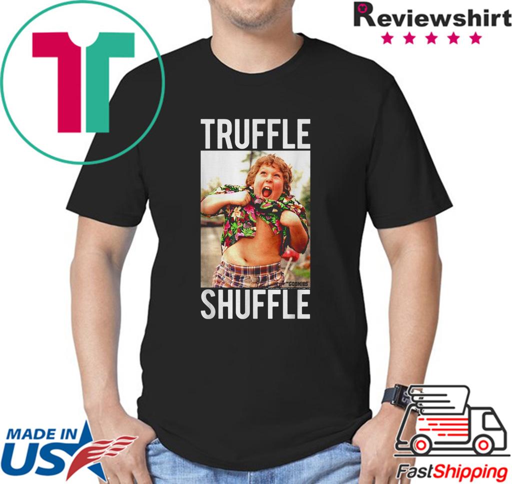 Truffle shuffle Chunk' shirt