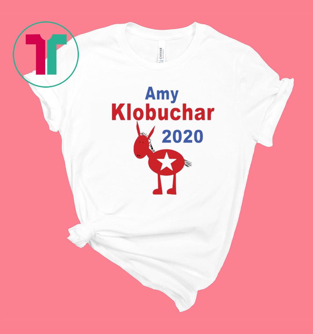 Amy Klobuchar President 2020 Shirt