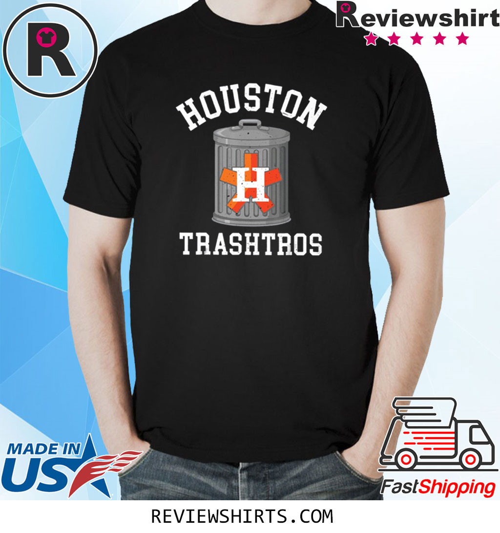 Houston Trashtros Cheaters Cheated Houston T-Shirt