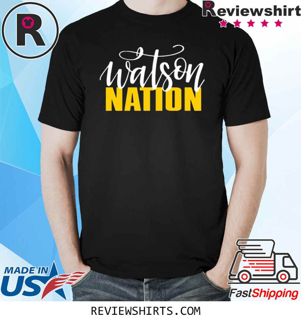 Womens Watson Nation Shirt