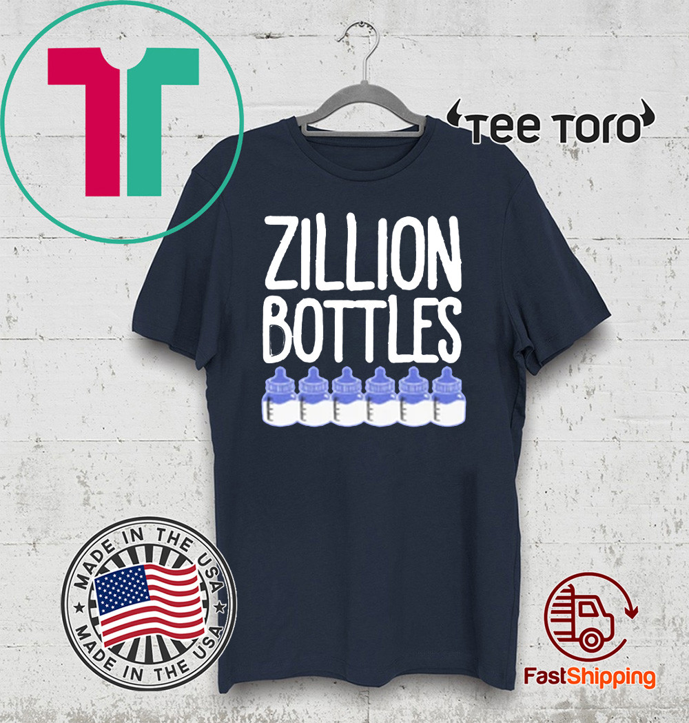 Zillion Bottles Onesie Shirt