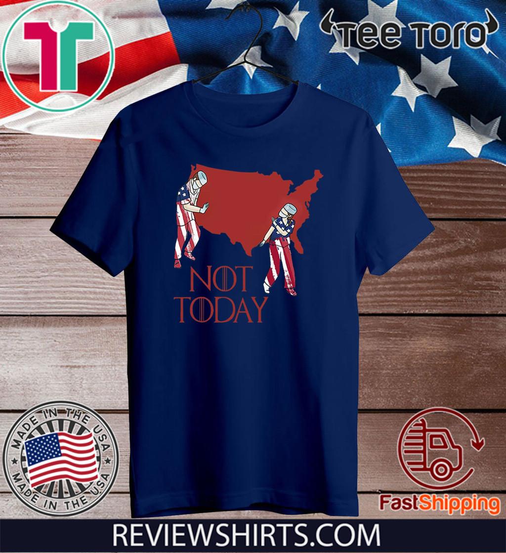 American Nurse Not Today 2020 T-Shirt