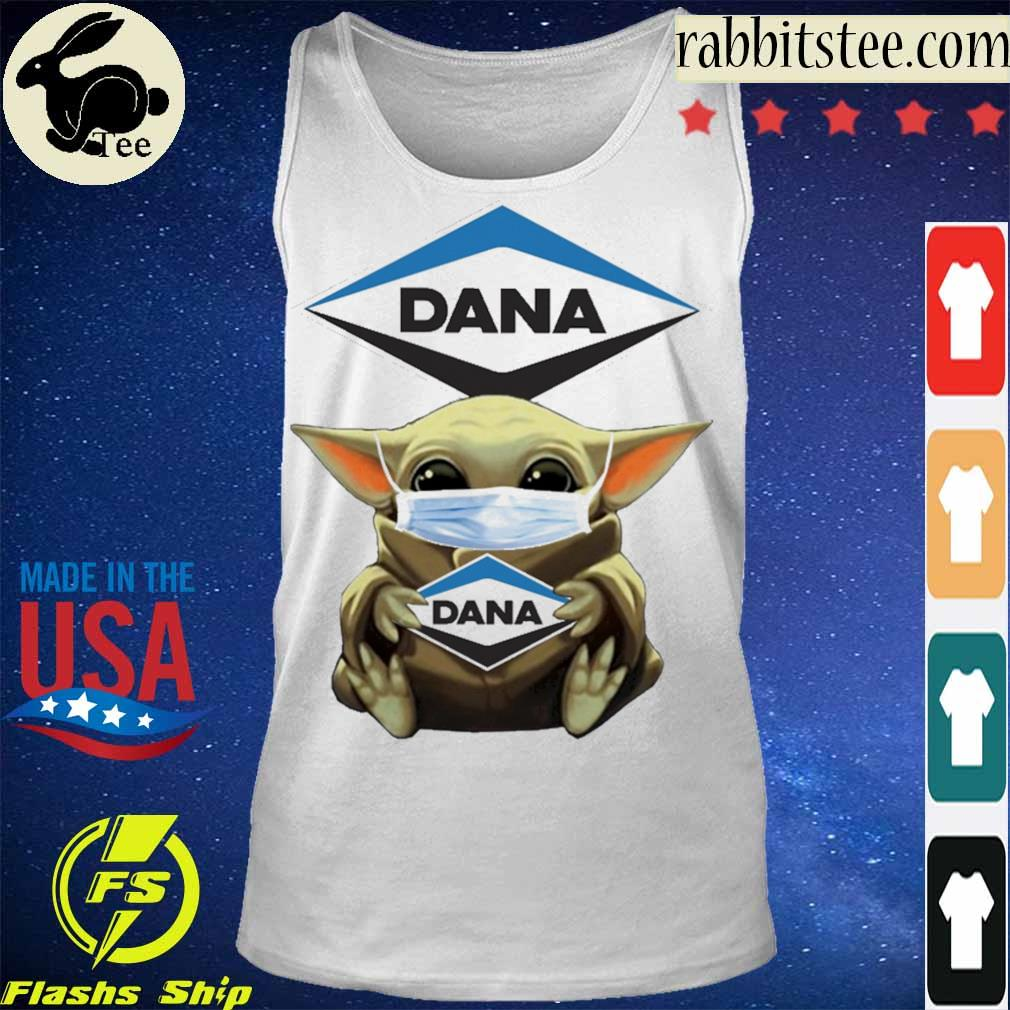 Baby Yoda hug Dana Incorporated s Tanktop