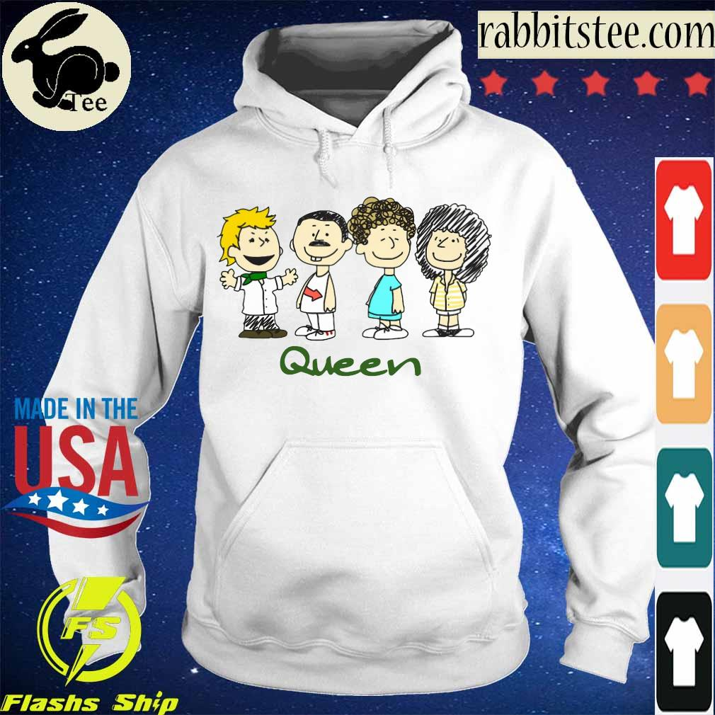 Nice The peanuts characters queen s Hoodie