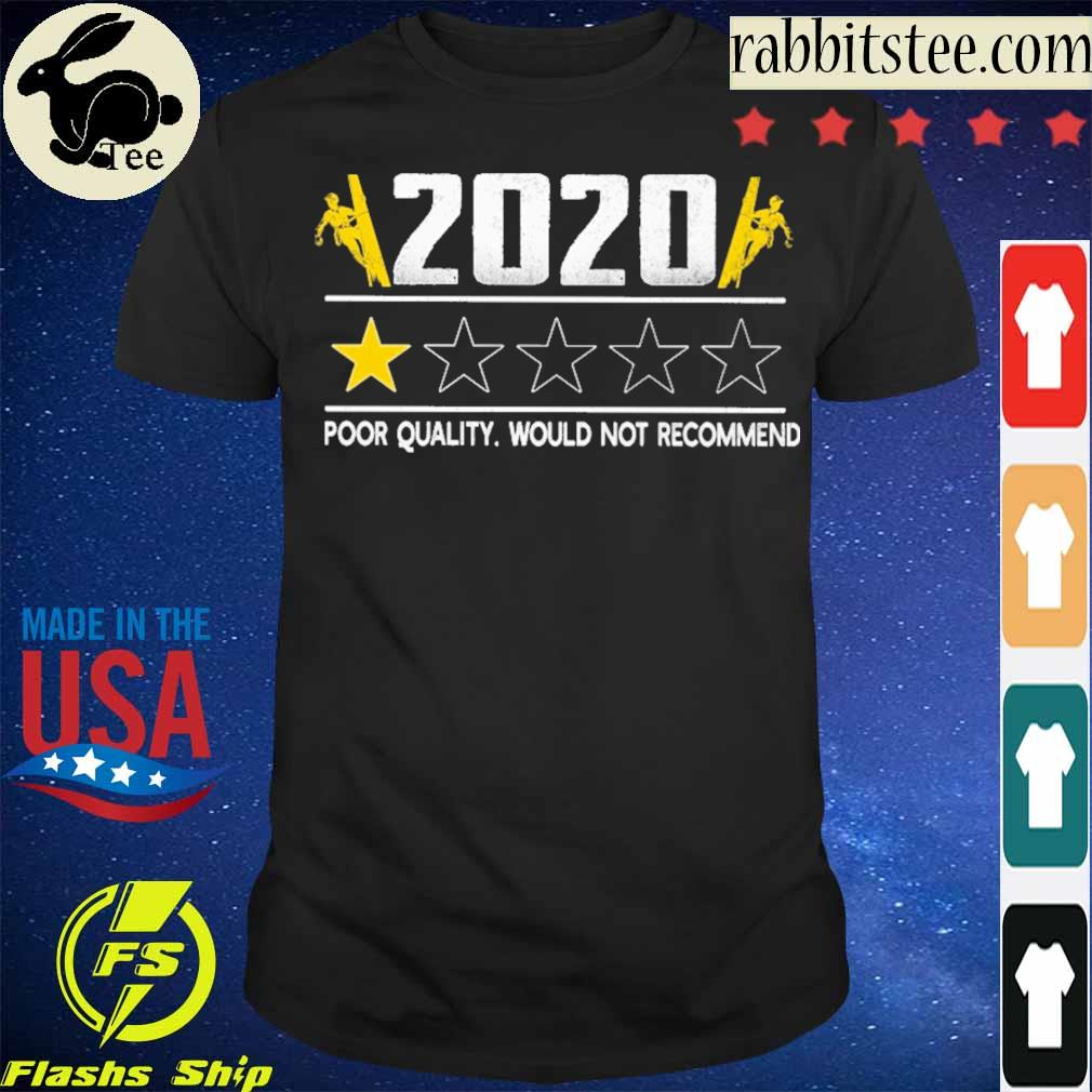 2020 poor quality would not recommend classic shirt