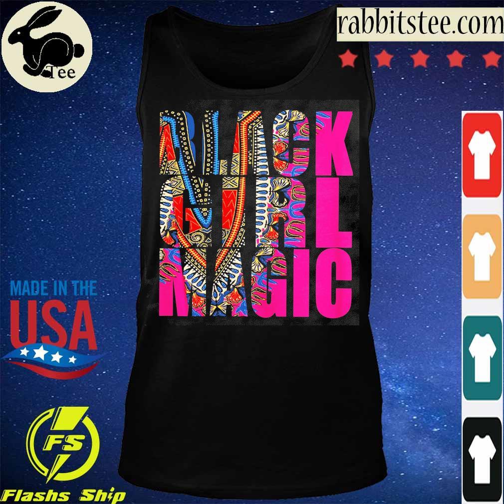 Black Girl Magic s Tanktop