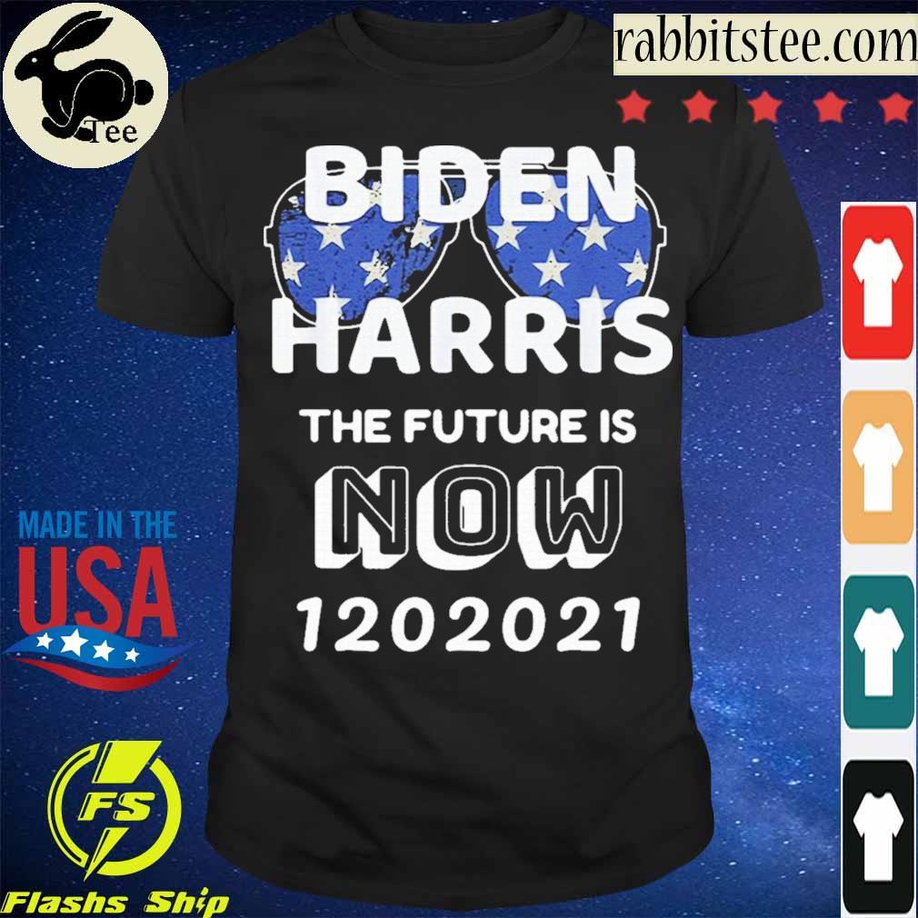 Official Biden Harris the future is now 1 20 2021 Shirt