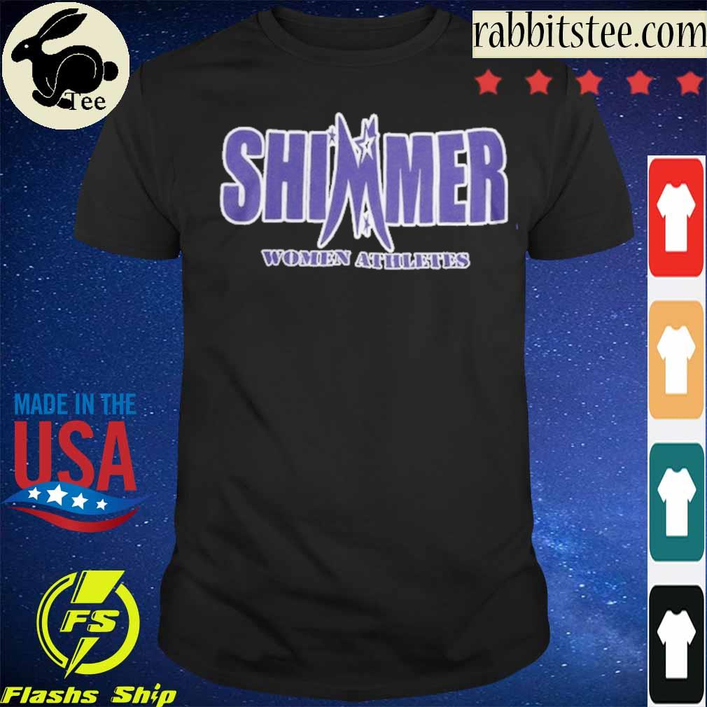 Perfect Shimmer Women Athletes Shirt